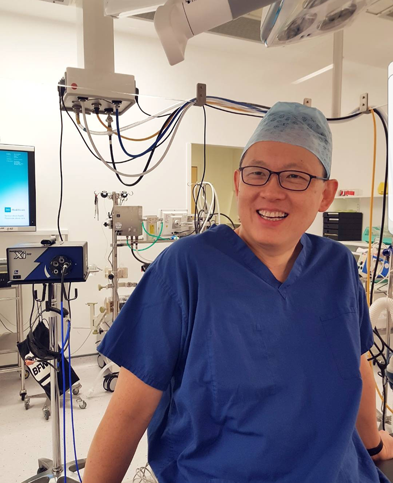 Medstars in their Eyes | Mr Michael Kuo | Consultant Ear, Nose and Throat Surgeon in Birmingham
