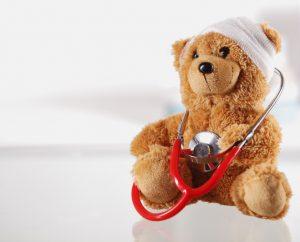 Prem Mahendra teddy bear