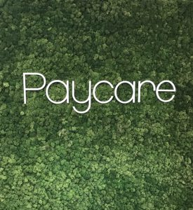 Paycare's moss wall