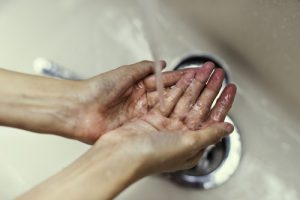 Tips to prevent the flu - Wash your hands