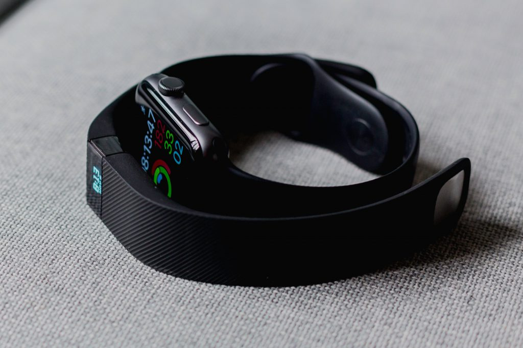 Fitness tracker for heart health