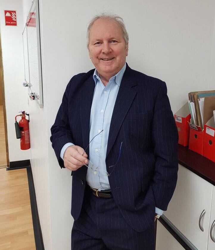John Watkinson, head and neck surgeon Birmingham