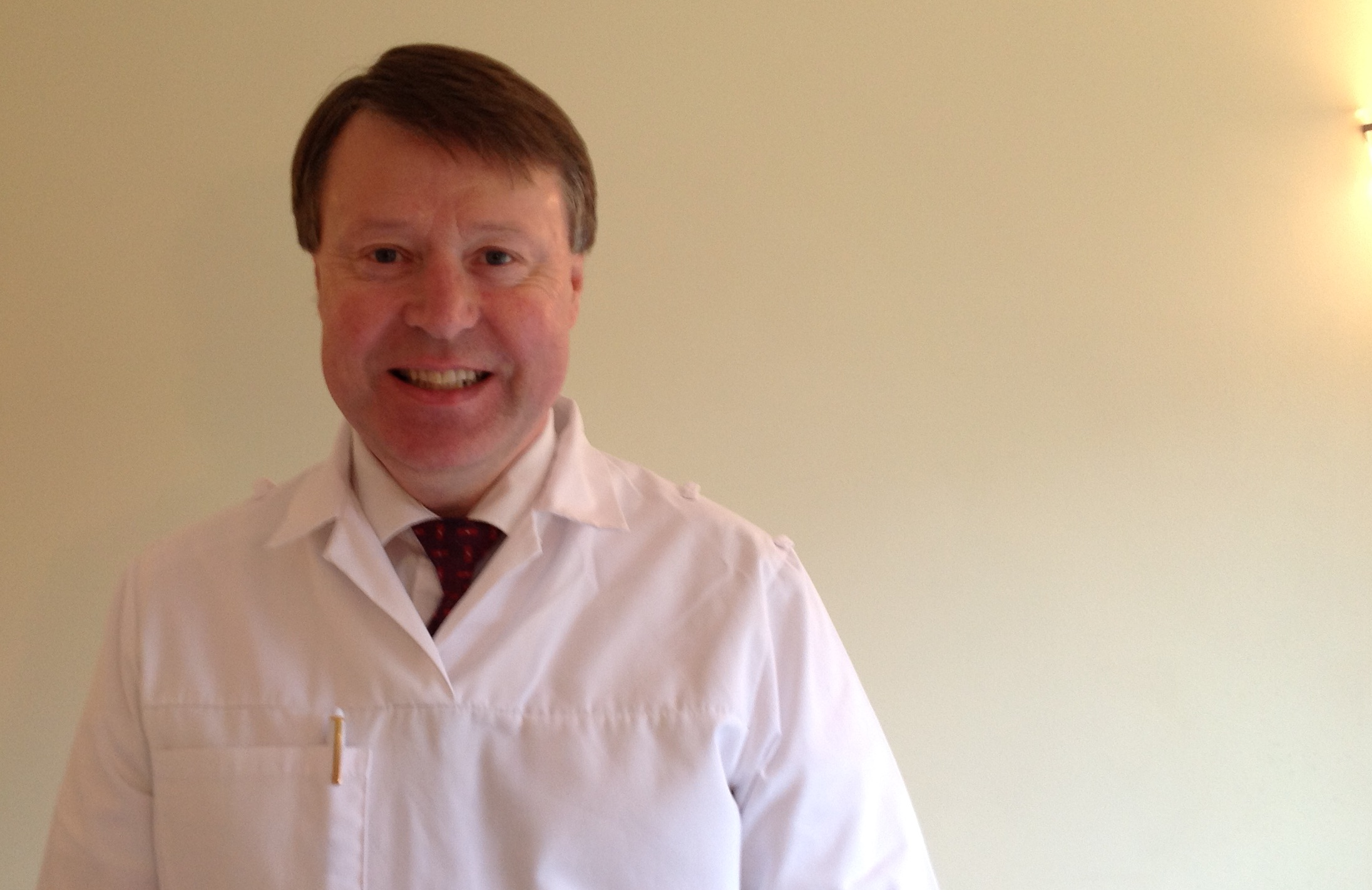 Medstars in their Eyes | Mr Andrew Robinson | Podiatrist in Hertfordshire