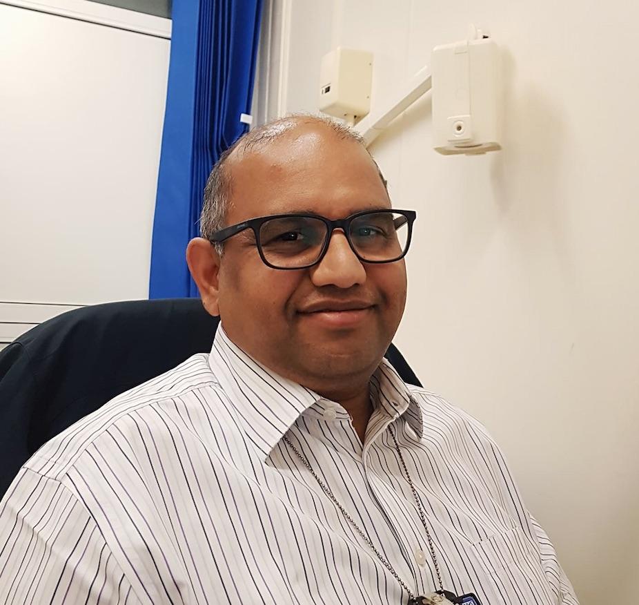 Surviving cancer. Dr Shankara Paneesha