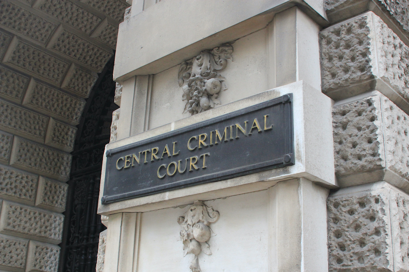 Old Bailey Court