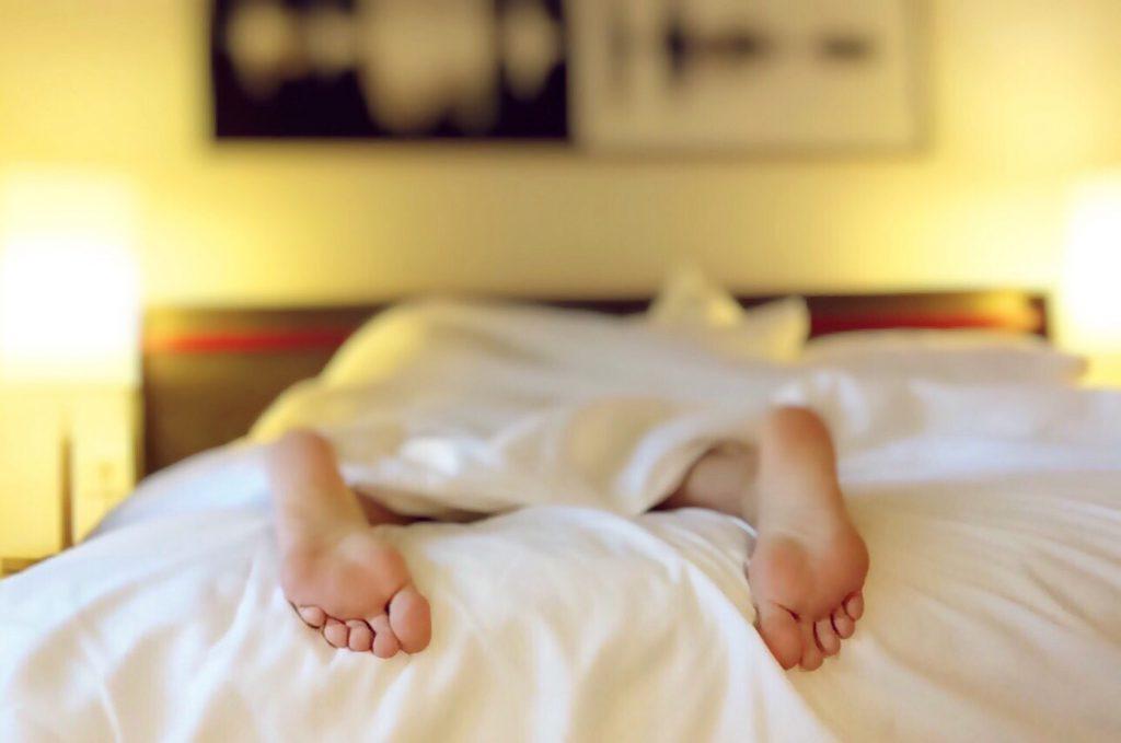 test for sleep apnoea